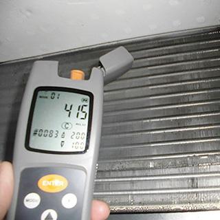 熱交換器 AHP洗浄後