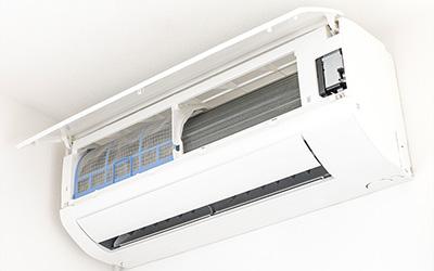 エアコン洗浄サービスの簡単な見出し文章
