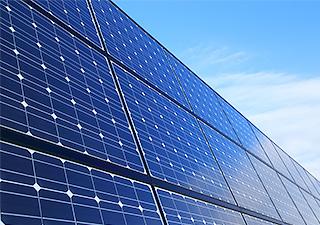 太陽光発電の実績